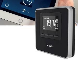 Cronotermostato Wi-Fi multifunzioneATAG ONE Zone