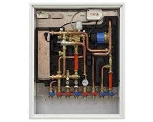 Gestione autonoma del riscaldamento e della produzione di acqua calda sanitaria