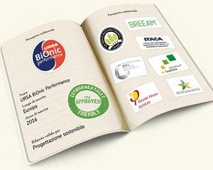 Isolanti URSA: qualità garantita con il passaporto per l'ambiente URSA BiOnic Performance