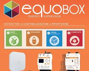 EQUOBOX, sistema per la contabilizzazione dell'energia di Sinapsi