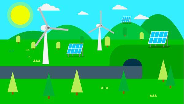 Gennaio-agosto 2019, + 49% per le rinnovabili