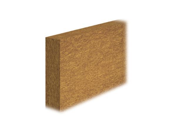 DRY 110 di Fassa - Lastra per isolamento termico in fibra di legno