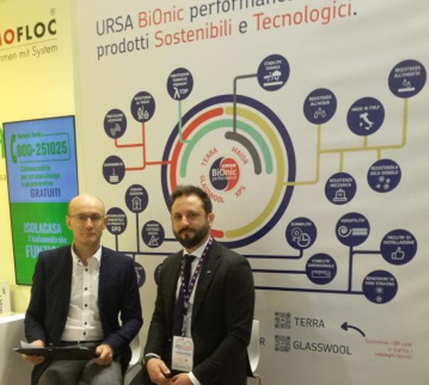 URSA: prestazioni energetiche e sostenibilità ambientale