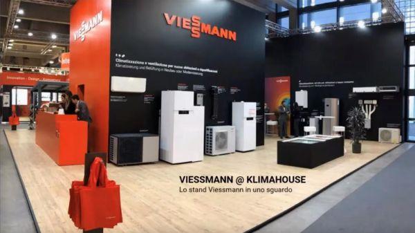 Viessmann: sistemi integrati per la casa energeticamente indipendente