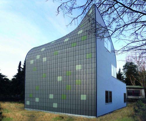 Nuove forme residenziali in alluminio 1