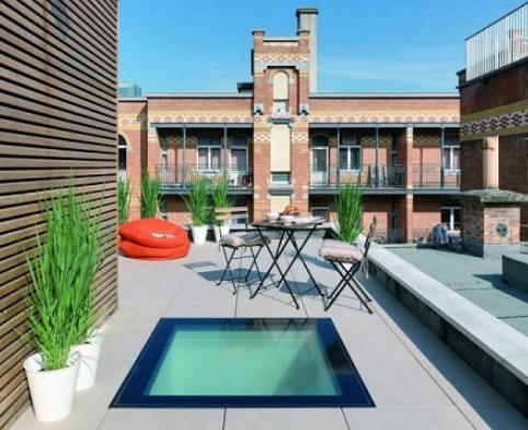Prestazioni energetiche ed estetica garantite con le finestre per tetto piano