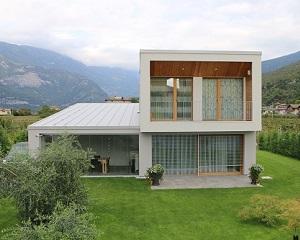 Estetica e funzionalità per il progetto di una casa monofamiliare con le soluzioni INNOVA