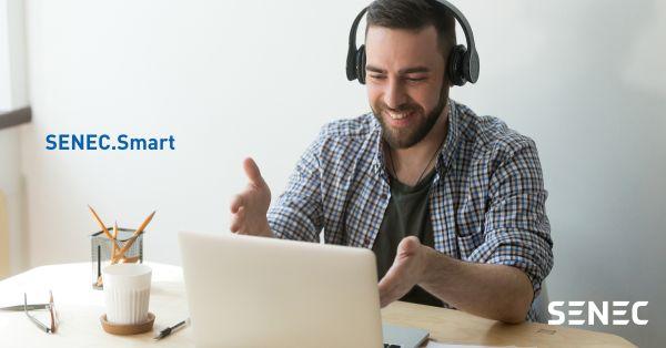 SENEC.Smart, sempre presente con webinar e appuntamenti telefonici