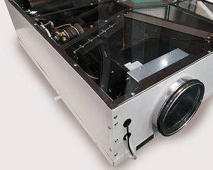 Sistema INNOVA per il trattamento dell'aria