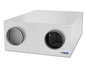 RDZ e le unità di ventilazione meccanica residenziali