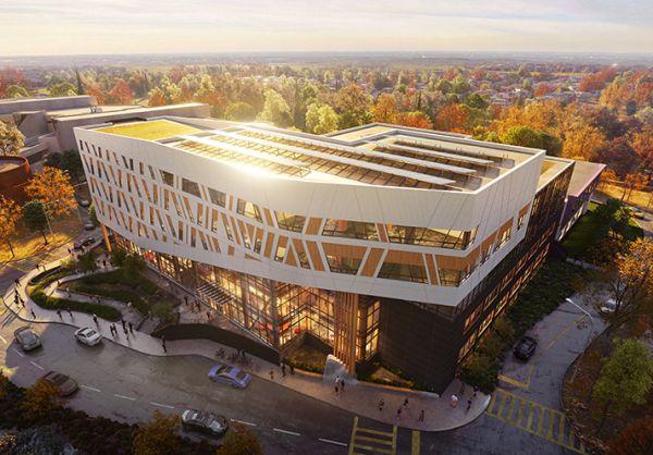 Canada: progettato il primo edificio in legno a zero emissioni di carbonio