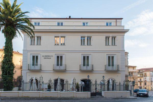 Primo hotel ClimaHotel nel Sud Italia