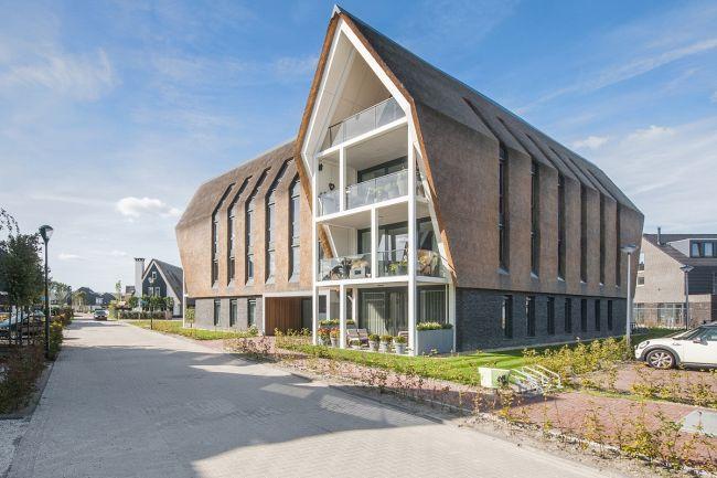 FAKRO: massima luminosità ed eleganza per la villa olandese Blarikom