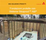 Sika, fondazioni protette per l'intero ciclo di vita di un edificio 10