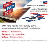 Roma, Bologna e Milano: ripartono i Sunny Days di SMA 40