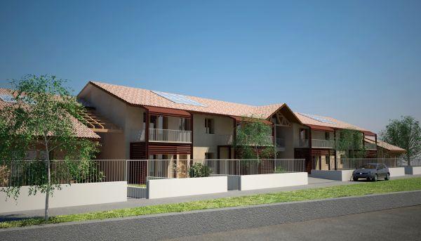 La Residenza Fontanile: un caso esemplare di edifici certificati CasaClima 1