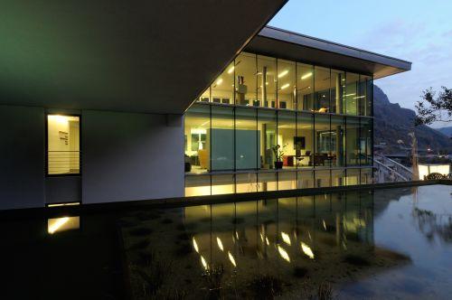 Edificio per uffici ditta Erlacher Innenausbau 1