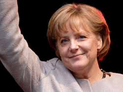 Angela Merkel, premier tedesco