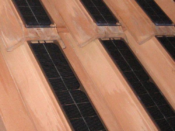 Nuove tegole fotovoltaiche