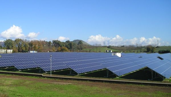 Energia solare Siemens per la Ferrarelle di Riardo