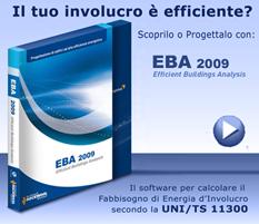 Da Rockwool Building School nasce EBA 2009, software per la progettazione di edifici ad alta efficienza energetica