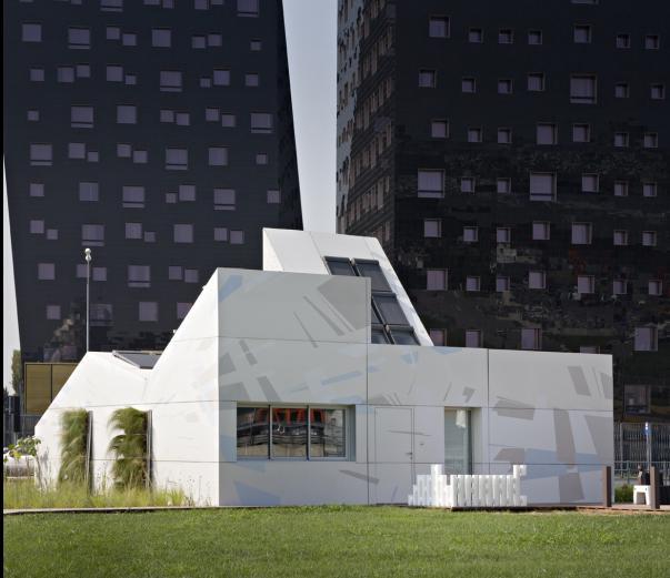 átika, la prima casa che risparmia energia e ottimizza i consumi