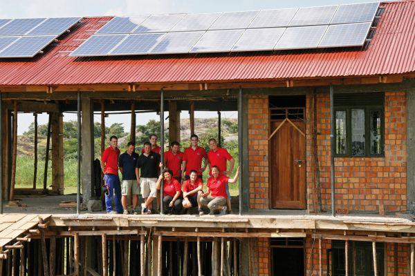 SMA Solar Technology AG, impianto fotovoltaico in un centro scolastico in Uganda
