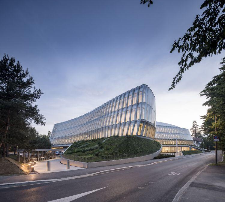 L'Olympic House di Losanna tra gli edifici più sostenibili al mondo