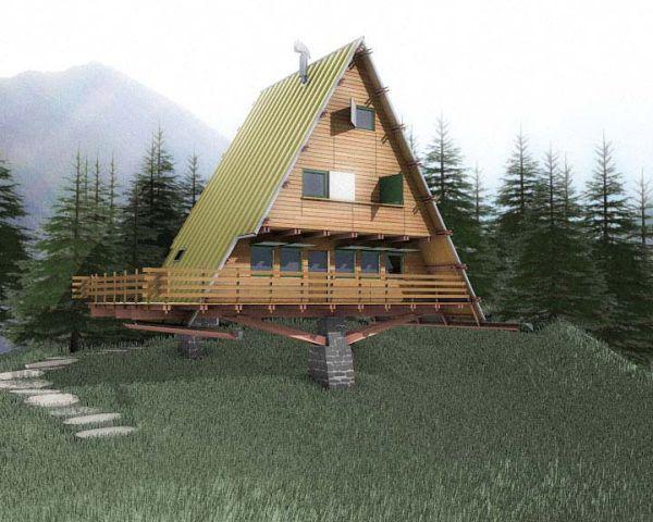 """La cultura dell'eco-sostenibilità: Internorm a """"Casa Capriata"""" e """"Casa Buderus"""""""