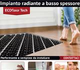 Nuovo pavimento radiante: più sottile, più rapido 3