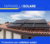 Coperture per pannelli solari, automatiche e su misura 12