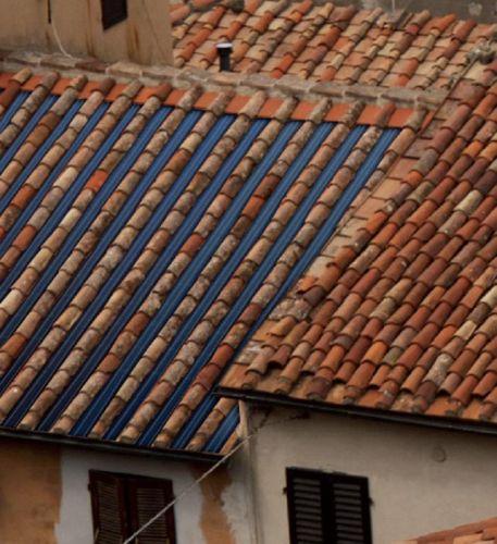 Tetto fotovoltaico Hemera