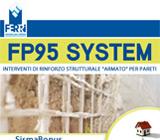 Cerchi un sistema per il rinforzo strutturale di pareti? FP95 System 11