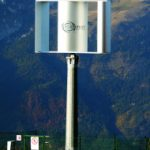 Generatore eolico ad asse verticale