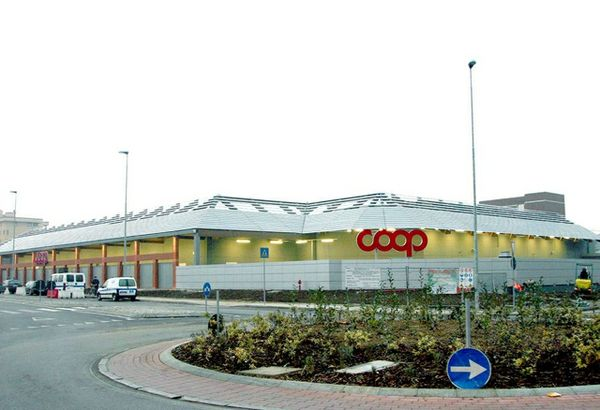 Primo supermercato ecocompatibile