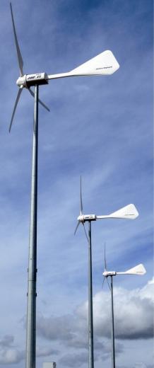 Turbina eolica 25 KW JIMP25