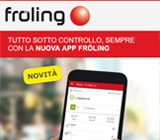 Con la nuova App Froling controlli la tua caldaia con un click! 12