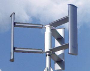 Turbina eolica ad asse verticale EASY VERTICAL