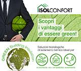 Isolamento green? Scegli Isolconfort, l'unica in Italia con pannelli certificati EPD 21