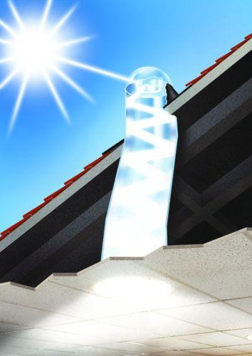 SOLARSPOT International®: il lucernario tubolare che illumina naturalmente