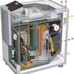 Pompa di calore AQUATOP T05C-T10C