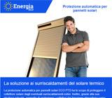 Stop ai surriscaldamenti con la tapparella solare 9