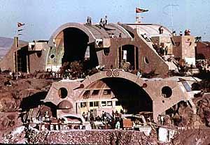 Arcosanti, utopia nel deserto 1