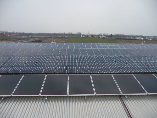 Solarelit firma un impianto sperimentale utilizzando 4 diverse tecnologie fotovoltaiche