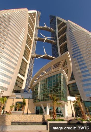 Bahrain World Trade Center 1