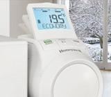 Il nuovo termostato elettronico da radiatore Honeywell TheraPro HR90