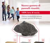 Nuova gamma pannelli rivestiti ROCKWOOL, 100% lana di roccia 28