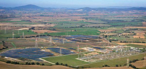 Vona Costruzioni per la centrale fotovoltaica più grande d'Italia