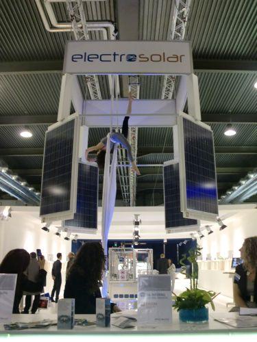 Novità Electro Solar a Solarexpo 2010