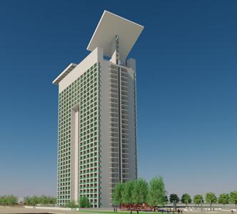 Eurosky Tower 1